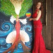 Venus und Künstlerin