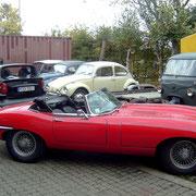 Jaguar E - Type S II Cabrio