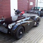 Triumph TR 3 a