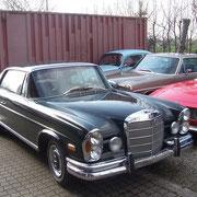 Mecedes Benz 280 CE W111