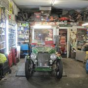 Singer Le Mans 9 four seater