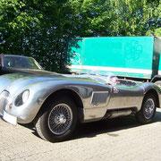 Jaguar C - Type