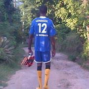 Lennox auf Jamaica
