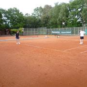 Tennisplatz 1+2