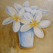 Frangipani Vase