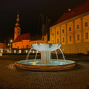 Kiki-Kogelig Brunnen Klagenfurt