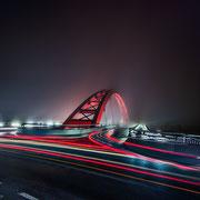 Friedensbrücke in Villach