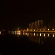 """""""Parkhotel bei Nacht"""""""