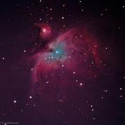M42-Orionnebel,