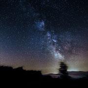 Milchstraße-Blick nach Süden, Juli 2013
