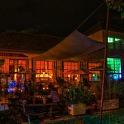 """""""Lustgarten"""" bei Nacht -  Klagenfurt"""