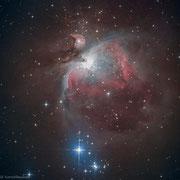M42 - Orionnebel,