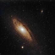 Andromeda M31 aus Pörtschach