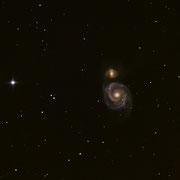 M51-Whirlpool-Galaxie