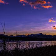Wörthersee-Sonnenuntergangsstimmung-04.01.2015
