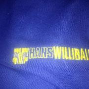 Polo Shirt bestickt Fa. Hans Willibald