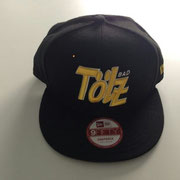 New Era Cap bestickt Bad Tölz Logo