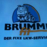 T-Shirt bedruckt Fa. Brummi Fit
