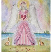 Engelbild Engel des Herzens