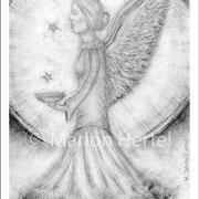 Engelbild Engel der Träume