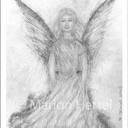 Engelbild  Engel der Leichtigkeit