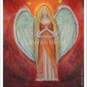 Engelbild Engel im Gebet