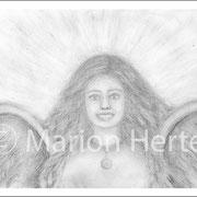 Engelbild Engel der Freude