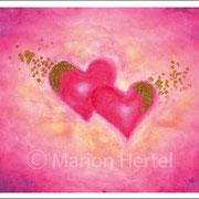 Herzbild Liebe