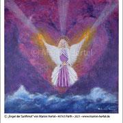 Engelbild Engel der Sanftmut