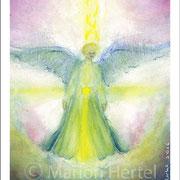 Engelbild Engel der Segnung