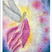 Engelbild Engel der Schwerelosigkeit
