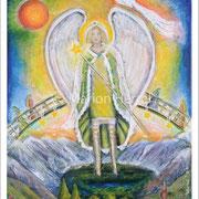 Engelbild Engel der Erleuchtung