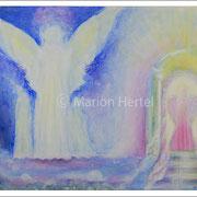 Engelbild Tor der Erfüllung