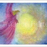 Engelbild Engel der Fürsorge