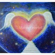 Herzbild Universelle Liebe