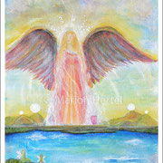 Engelbild Engel der Freiheit