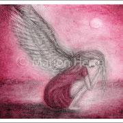 Engelbild Engel der Traurigkeit
