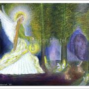Engelbild Die Lichtbringerin