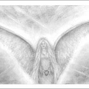 Engelbild Engel der Liebe