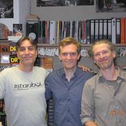 Sonor Drumclinic mit Jost Nickel (Jan Delay, Barry Finnerty u.v.a.)