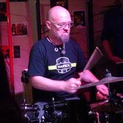 Drumclinic mit Claus Hessler 2017