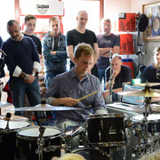 Sonor Drumclinic mit Jost Nickel (Jan Delay, Barry Finnerty u.v.a.)