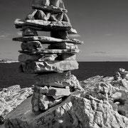 Steinmann auf Dugi Otok, Kroatien. Max. Foto-Format 76 x 114 cm. Preise: Ab 175 CHF.