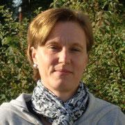 Frau Velser, unsere Schulsekretärin
