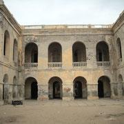 L'ancien Hotel du Gouverneur de Gorée