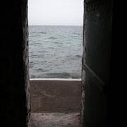 La porte du non retour à la maison des esclaves