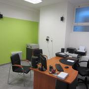 Bureau cabine insonorisé pour les tests de l'audition - 2011