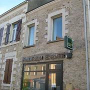 Savenay, 7 place des Halles audioprothésiste - 2011