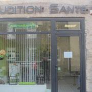 Fin des travaux du centre d'audition de Savenay - 2011