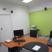 Bureau nécessaire aux réglages des appareils auditifs - 2011